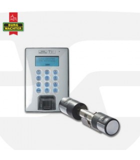 Cerradura electronica biométrica TSE SET 5012 FingerScan Bussines, Burg Wachter