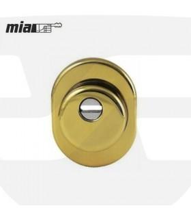 Escudo Seguridad para cerraduras perfil europeo Mia