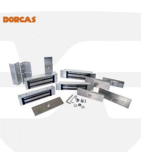 Cerraduras electromagnéticas embutir Serie M , DORCAS