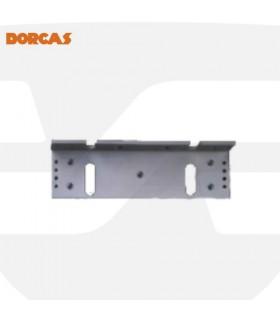Placas anclaje cerraduras electromagnéticas, Serie M , DORCAS