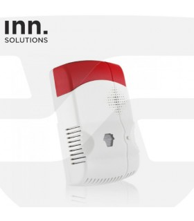 Detector de gas inalámbrico, Inn Solutions