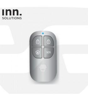 Mando a distancia con botón de auxilio SOS, Inn Solutions