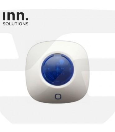 Sirena/alarma inalámbrica interior enchufable, Inn Solutions