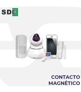 Contacto magnético de Alarma. SDE
