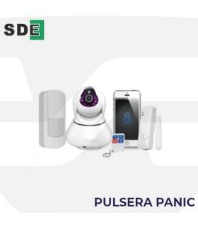 Pulsera Panic. SDE