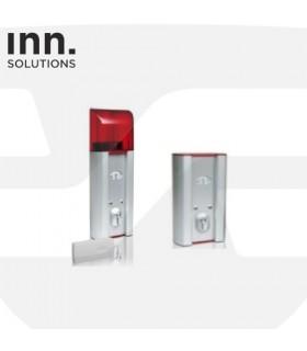Dispositivo disuasorio para motorización  puertas emergencia ,EXIT-DAYAlarm. Inn Solutions