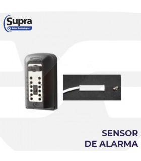 Sensor alarma Caja guarda llaves de alta seguridad  P500, Supra, Access Point