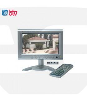 """Monitor TFT 7"""" , BTV"""