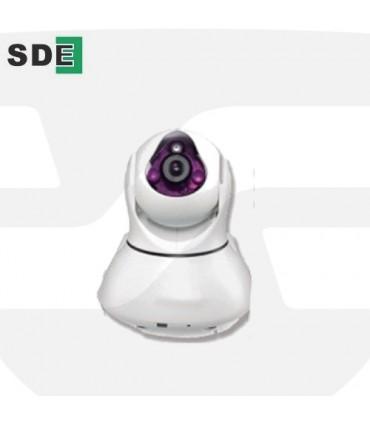 Cámara de interior IP HD de Alarma. SDE