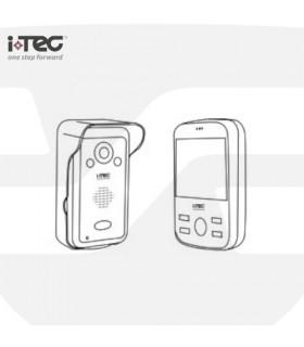 Timbre interfono + pantalla táctil Iviewer04., I-Tec