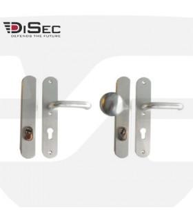 Manivela seguridad c/ protector cilindro, Disec