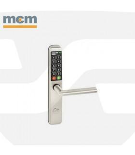 Manivela con control acceso teclado easyKEY, mcm