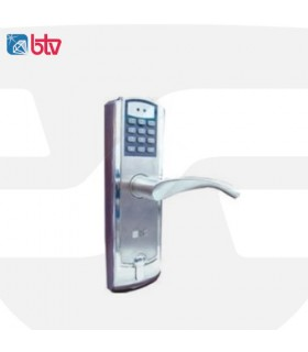 Cerradura electrónica Dalí inox, BTV