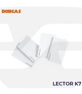 Tarjeta proximidad K-73 , DORCAS