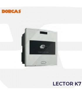Control de acceso Lector proximidad   K-7, DORCAS
