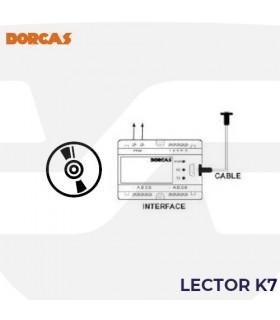 Software control usuarios K-71 , DORCAS