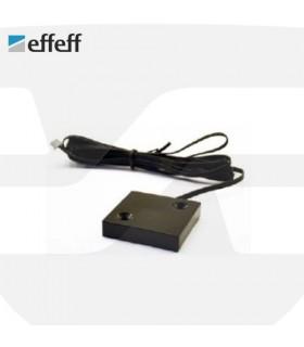 Accesorios bloqueo compacto con control de accesos, Serie K49, Eff Eff