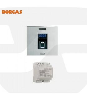 Control de acceso biométrico y proximidad  K-10, DORCAS