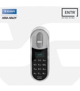 Teclado biométrico para control de acceso autoprogramable ENTR, Tesa Assa Abloy
