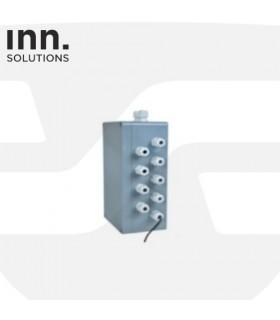 Caja conexiones para panel de control EXIT ,Inn Solutions