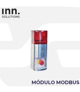 Módulo MODBUS integración PULSADOR INTELIGENTE de salidas de emergencia ,EXIT-DOOR Terminal Inn Solutions