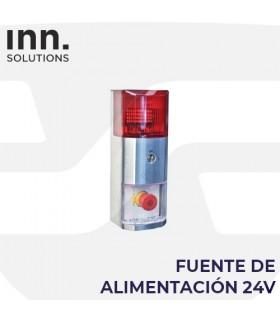 Fuente de alimentación 24V DC ,EXIT-DOOR Terminal Inn Solutions