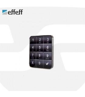 Bloqueo compacto de teclado para control de accesos, Serie k49. Eff Eff