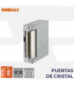 Abrepuertas eléctrico Serie 34. Puertas de cristal, DORCAS