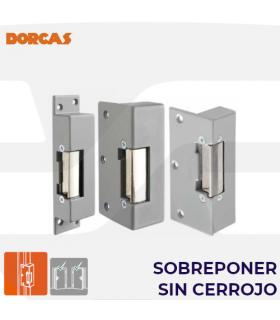 Abrepuertas eléctrico Serie 20 y 21, sobreponer sin cerrojo , DORCAS