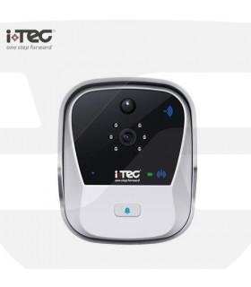 Timbre  con video comunicador wifi iBell, I-Tec