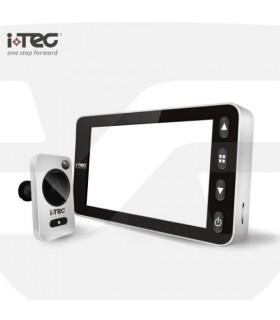 Mirilla digital con sensor movimiento iViewer HD 2.0 , I-Tec