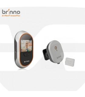 Mirilla digital con zoom PHV 1330 y sensor moviento MAS100, Brinno