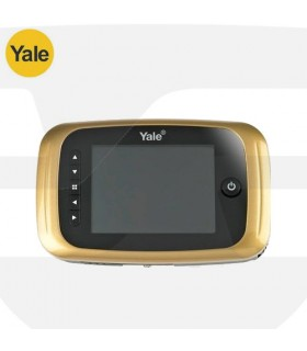 Mirilla digital grabadora, YALE