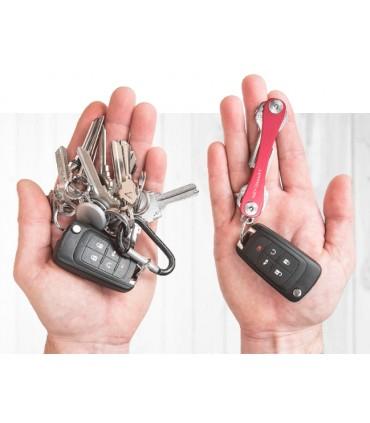 Key Smart Organizador de llaves con localizador