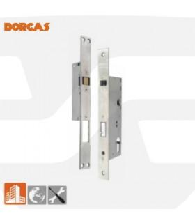 Electrocerradura automática embutir, Serie Duo, DORCAS