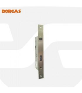 Cerradura embutir automática, Serie Duo, DORCAS