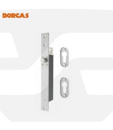 Electrocerradura alta seguridad de pistones con bocallave, Serie V10, Dorcas