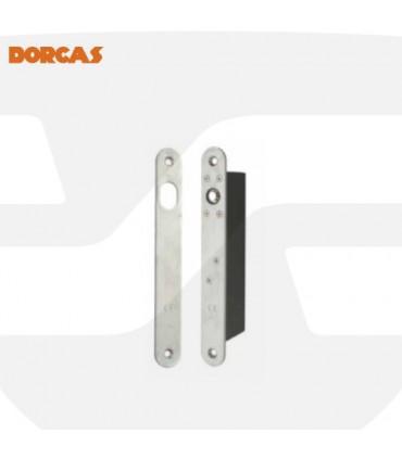 Electrocerradura alta seguridad de pistones sin bocallave, Serie V7, Dorcas