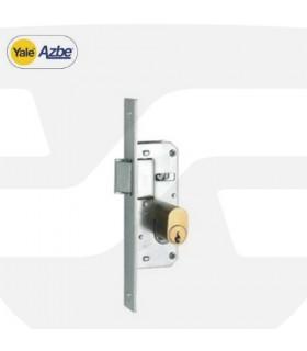Cerradura embutir monopunto  67E, AZBE