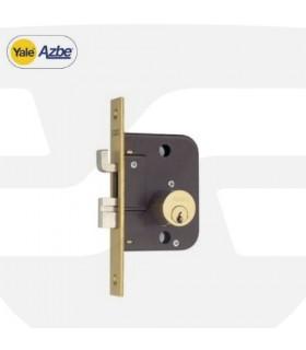 Cerradura embutir monopunto antipalanca  49, AZBE