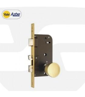 Cerradura embutir monopunto antipalanca  Serie 48E, AZBE