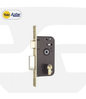 Cerradura embutir monopunto 600, AZBE