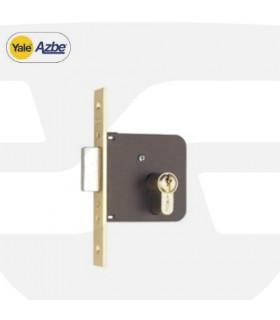 Cerradura embutir monopunto 601, AZBE
