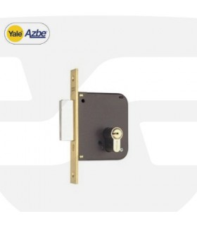 Cerradura embutir monopunto 701, AZBE