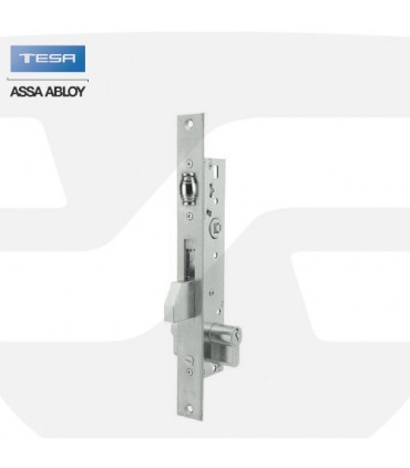 Cerradura embutir metalica Serie 2216, Tesa