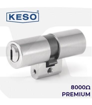 8000Ω2 Premium Perfil Suizo, KESO. Cilindro Alta Seguridad