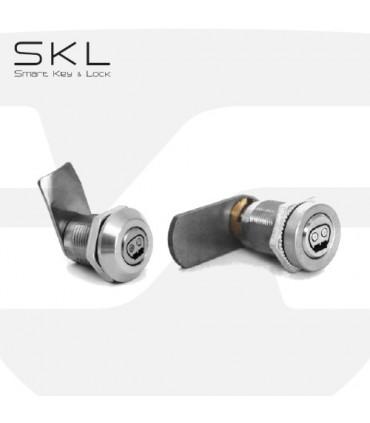 Cerraduras de leva electrónicas sin bateria. Sistema IS, SKL