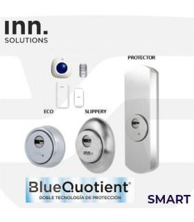 Kit Escudo acorazados inteligentes de alta seguridad Smart BQ + Kit comunicación de INN