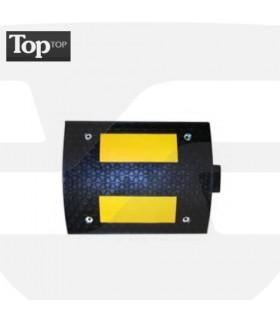 Reductor de velocidad 400x500x50,reflectante banda, TopTop
