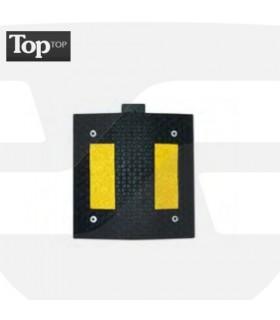 Reductor de velocidad 500x500x30,reflectante banda, TopTop